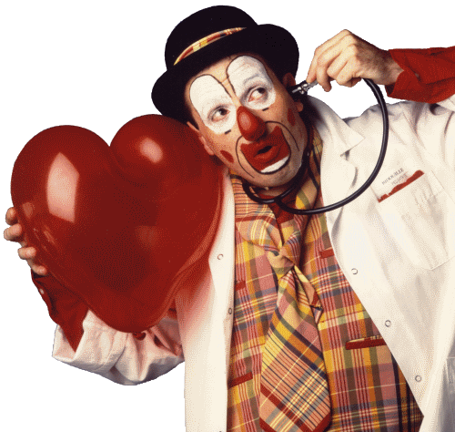 500 x474 PNG 8 TRANSPARENT PORTRAIT CLOWN DOCTEUR
