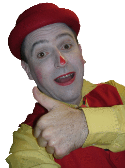 NEW PORTAIT NEW CLOWN PNG 32 TRANSPARENT